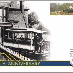 125th Anniversary Commemorative Covers